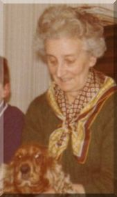 Uxbridge piano teacher, Phyllis Matthews